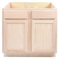 Collection unfinished kitchen cabinets | surplus building materials ilckmtz