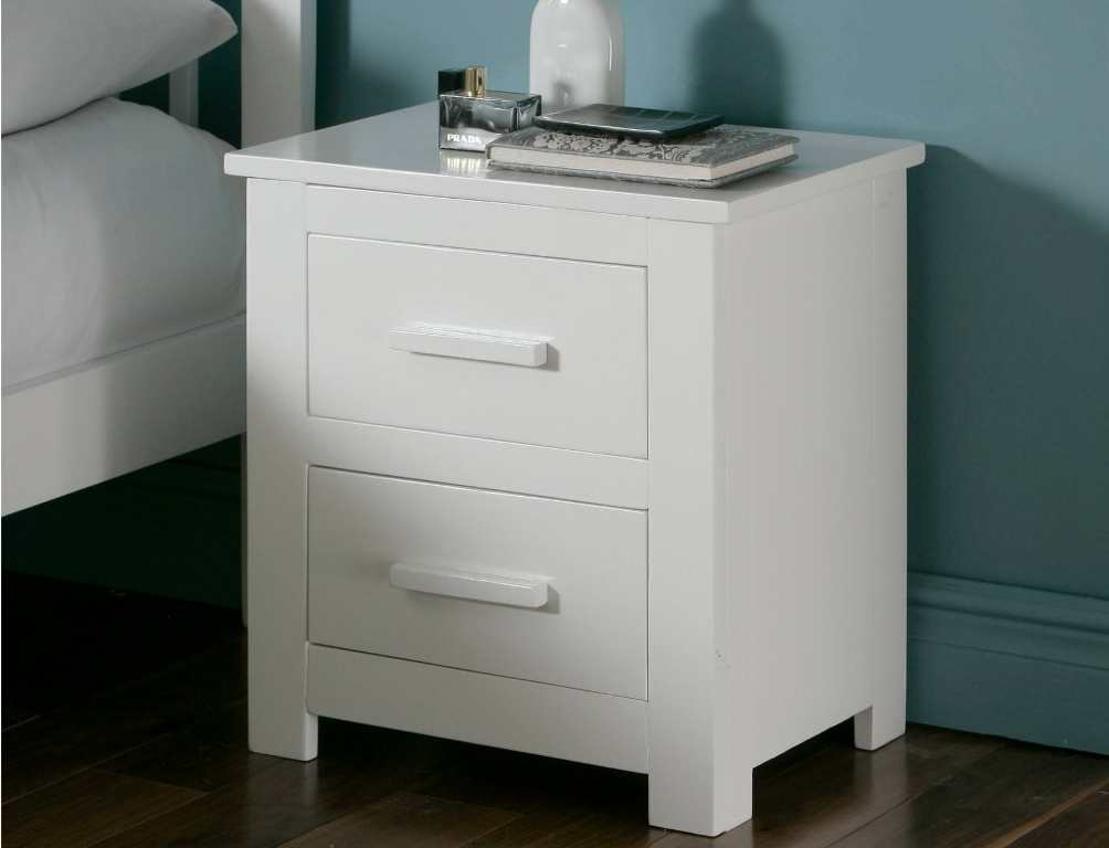 Collection white bedside table with drawers image of: round white bedside table momiabj