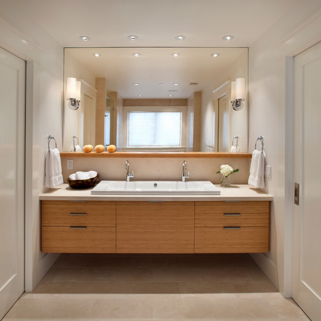 Compact bathroom recessed lighting contemporary bathroom by sullivan design studio iddqkjy