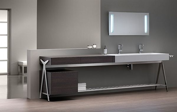 Compact contemporary bathroom vanities and cabinets zzofudf