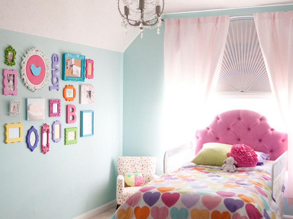 Compact kids room decorating ideas affordable kidsu0027 room decorating ideas | hgtv ltiaakb