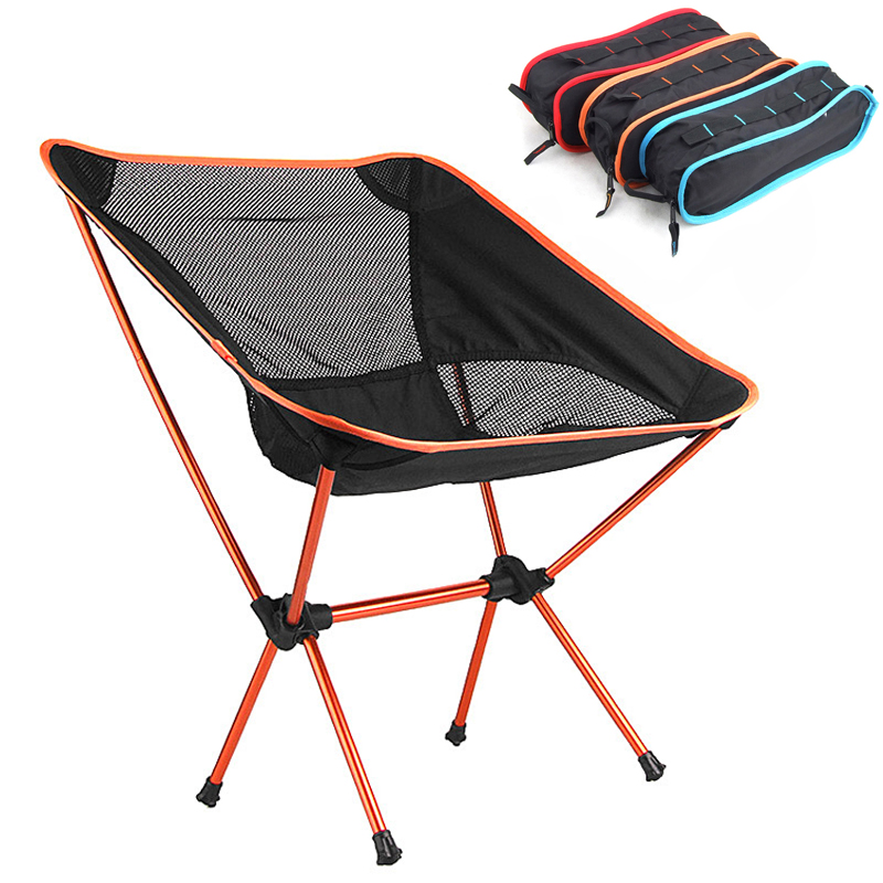 Importance of folding camping chairs in a bag