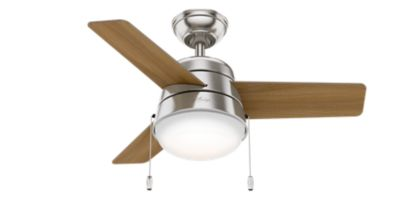 Concept hunter ceiling fans with lights aker ccgkref