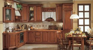 Contemporary all wood kitchen cabinets ... solid wood kitchen cabinets astounding 7 ... arizlfi