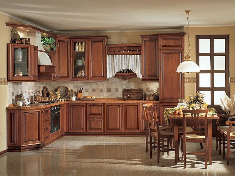 All wood kitchen cabinets – yay or nay?