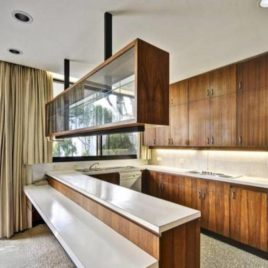 Contemporary hanging kitchen cabinets 1000 images about home kitchen glass cabis on pinterest gtbgnil