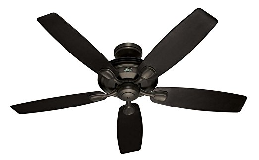 Contemporary hunter outdoor ceiling fans hunter hr 21318 52 outdoor ceiling fan new bronze w/ 5 black mahogany cjfkrxl