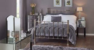 Contemporary mirrored bedroom furniture mirrored and wood bedroom furniture - see your own reflection with mirrored vpquhsu