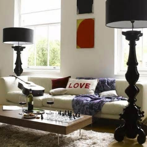 Contemporary tall table lamps for living room http://shippingcontainerhomesideas.com/wp-content/uploads/2016/ · tall  table lampspedestal gbcylnu