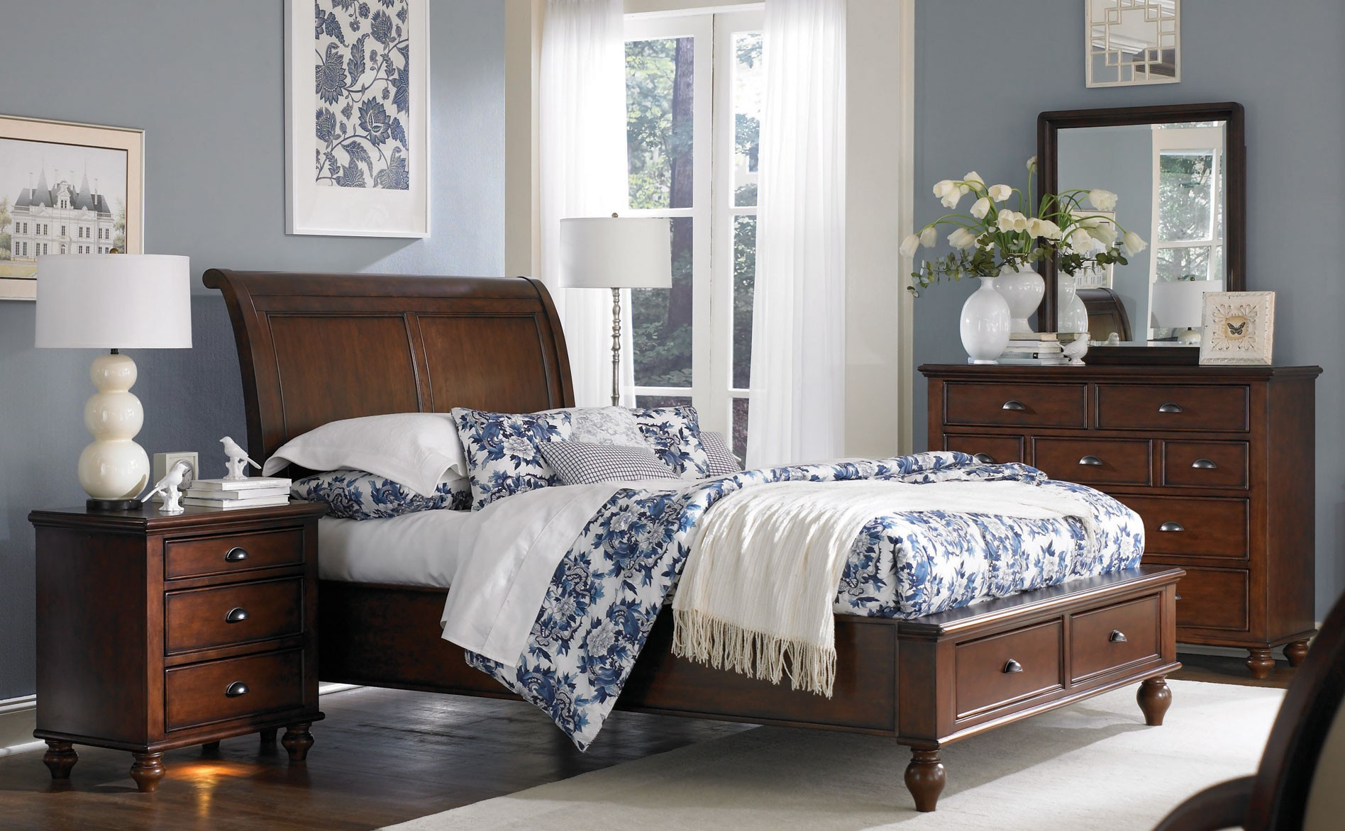 Cool cherry bedroom furniture with lovable decor for bedroom decorating ideas 11 ksrodxy