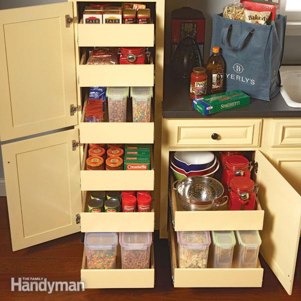 Cool kitchen storage cabinets fh10jun_kitrol_01-6. add rollouts to your kitchen cabinets to maximize  storage ... knsbtvu