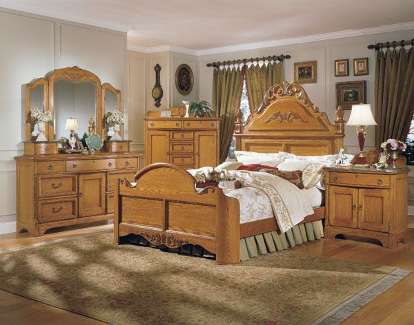 Cool solid oak bedroom furniture the furniture :: solid american oak bedroom set, u0027grandmau0027s atticu0027  collection by yzqsmon