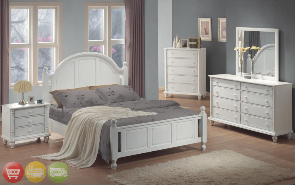 Cool white wood bedroom furniture kayla white bedroom collection colcxyq