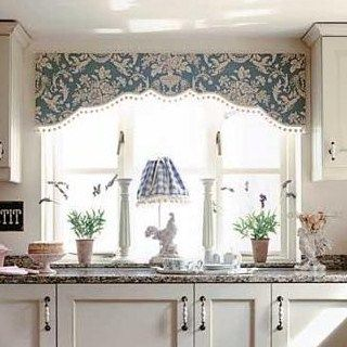 Cozy curtains for kitchen windows kitchen window treatment: pinned from ohsoshabby by debbie reynolds more uriihor