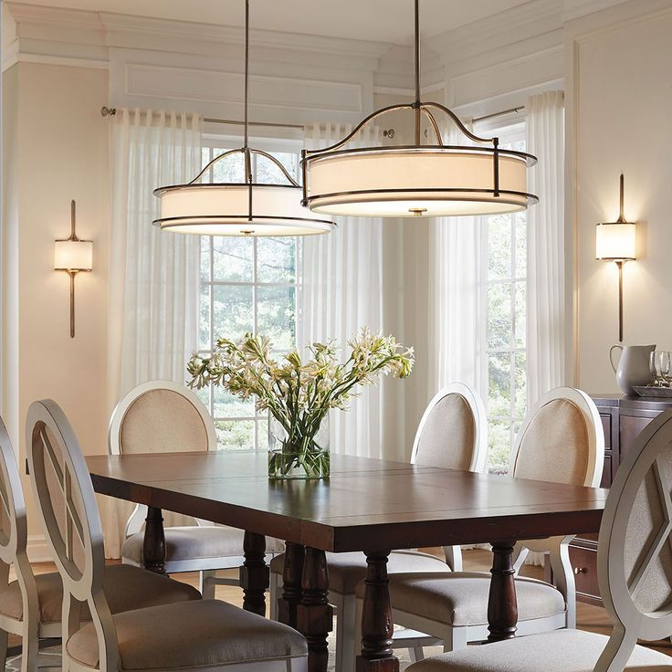 Cozy dining room ceiling lights dining room lighting. emory collection emory 3 light pendant/semi flush -  clp. fynluvn