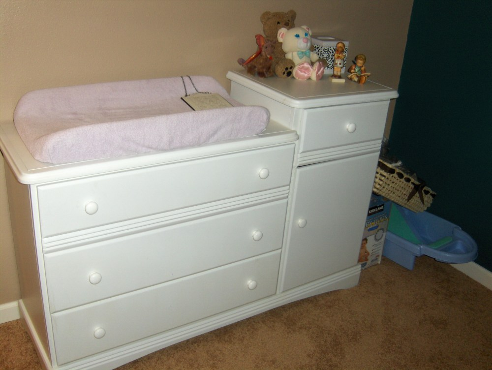 Creative baby dresser with changing table image of: dresser changing table combo size yavcqnc