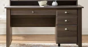 Creative computer desk with drawers andover mills revere computer desk with hutch u0026 reviews | wayfair wvrneks
