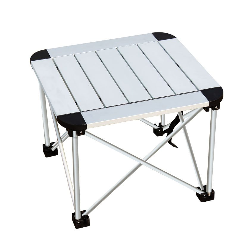 Creative small portable folding table ... small folding camping table ... bewwlim