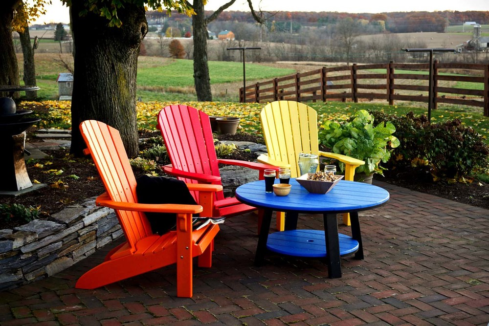 Cute composite adirondack chairs ... impressive non wood adirondack chairs funiture gallery r g services ... yhjxfsx