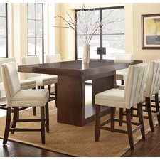 Cute conan counter height dining table jxgdcle