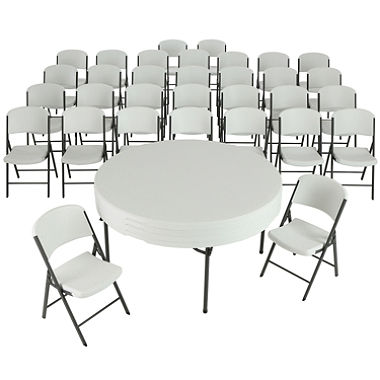 Cute folding chairs and tables lifetime combo-four 60 oojwmzp