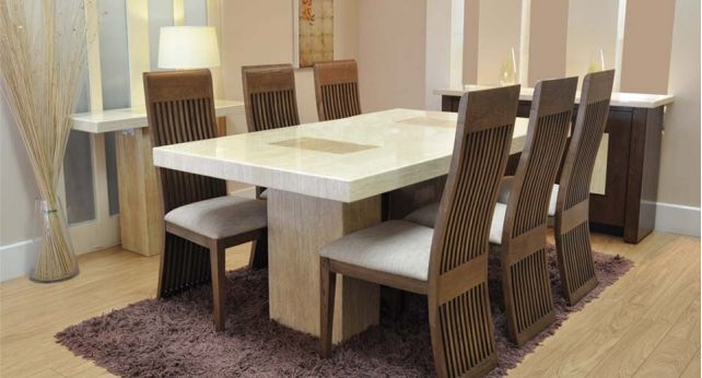 Cute grenoble dining table and 6 chairs @scs sofas #scssofas #table | dining | gegvldi