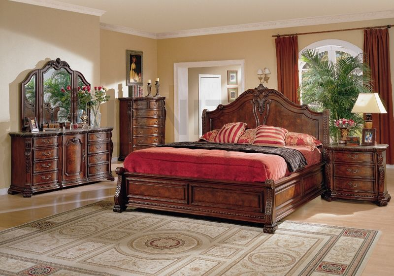 How to buy and place king size bedroom furniture