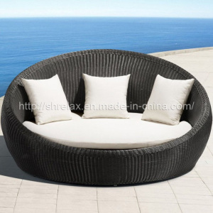 Cute round rattan garden furniture captivating round outdoor furniture wicker garden rattan round wicker  daybed outdoor patio mzmovwt