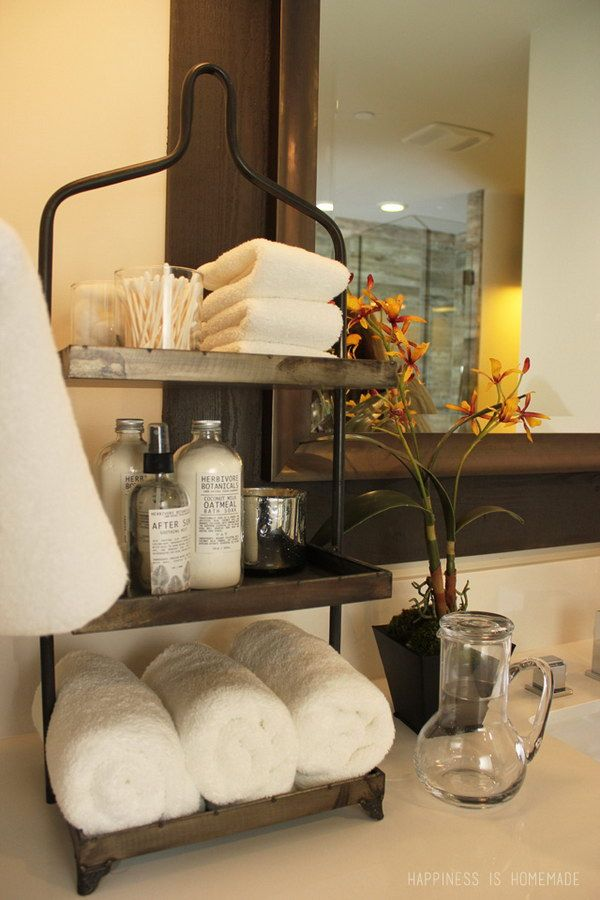 Decor Ideas bathroom countertop storage life hacks for living large in small spaces. bathroom smallguest  bathroomsbathroom ideasbathroom gzsekhq