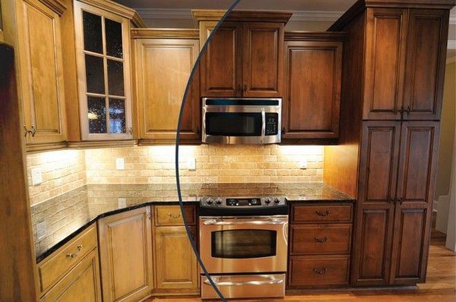 Design Ideas staining kitchen cabinets oak kitchen cabinet stain colors : popular kitchen cabinet stain colors - brtklxi