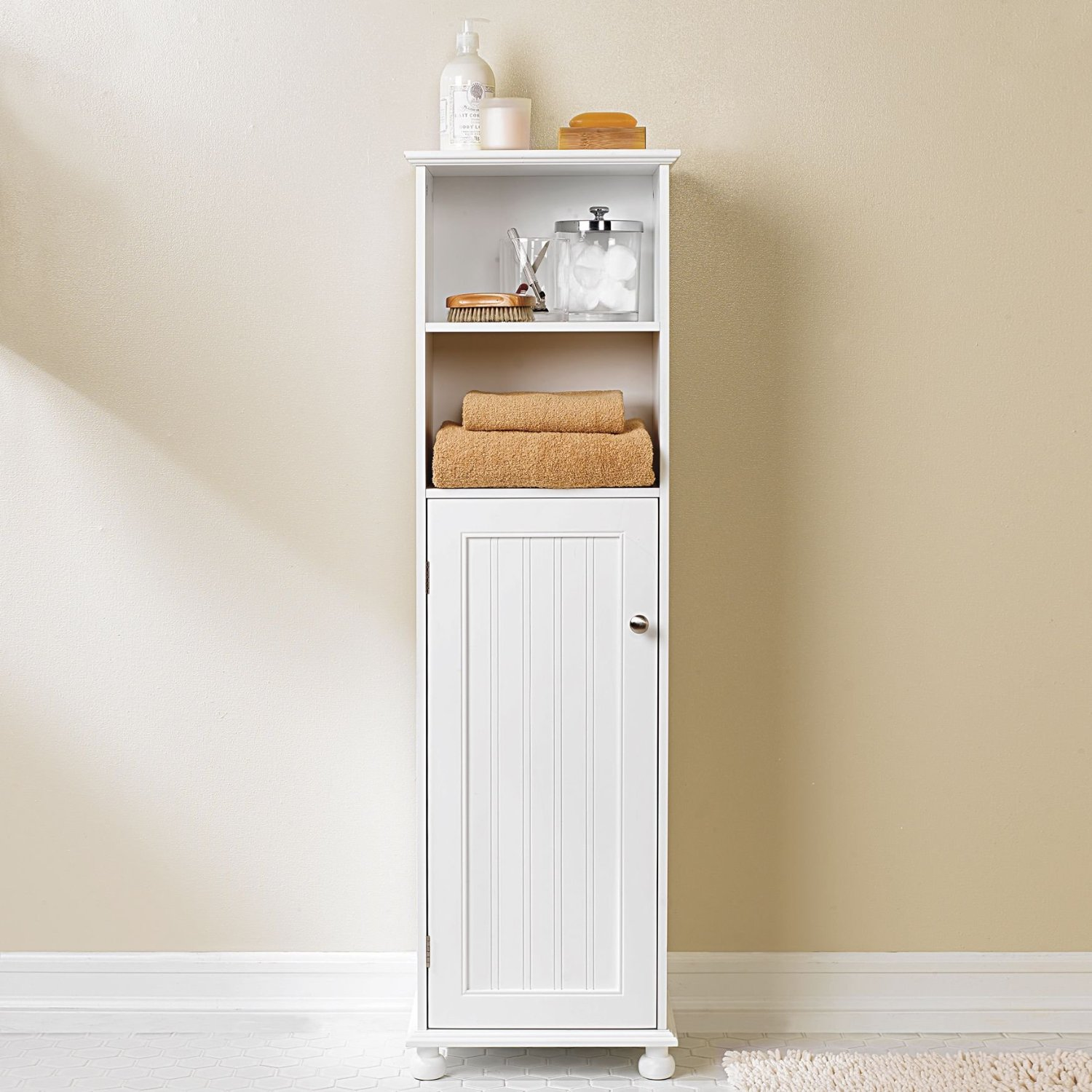 Elegant bathroom freestanding storage styles of bathroom storage cabinets vopblxy