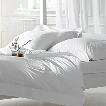 Elegant egyptian cotton bed sheets pure egyptian cotton bedding , 400 thread count 100 % cotton bed linen, dubfplb