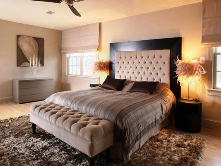 Why get a king size bed frame with headboard