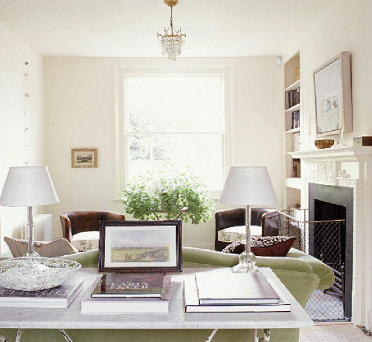The necessity of table lamps for living room