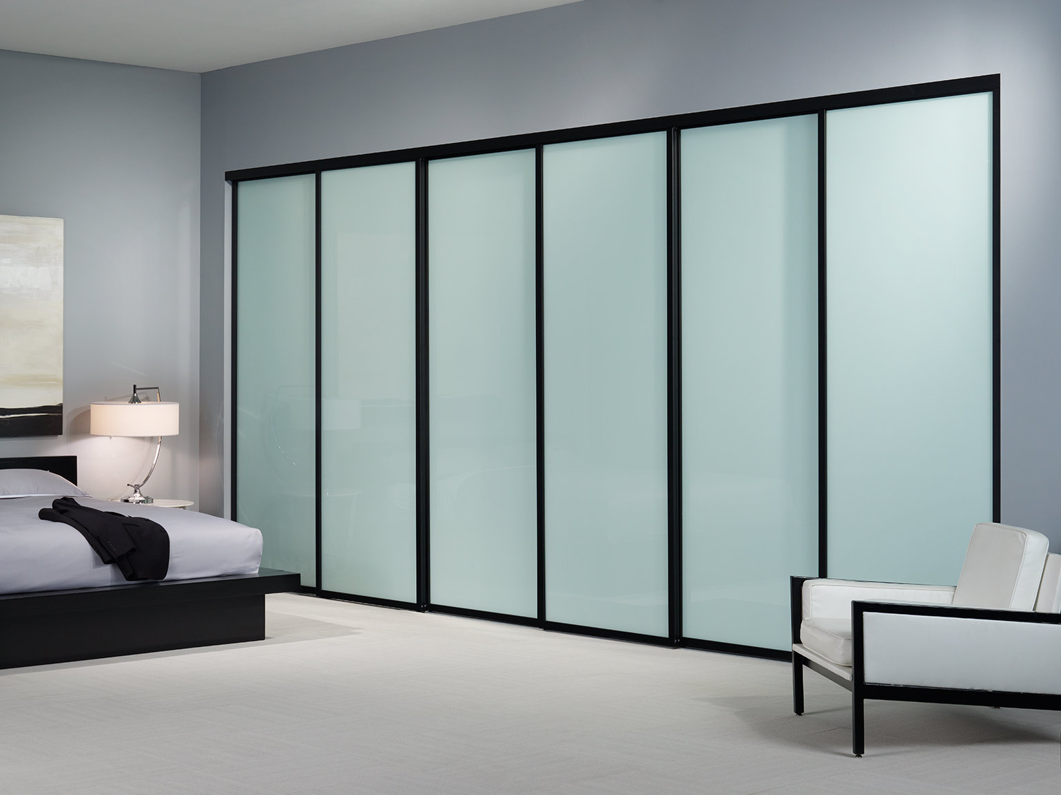 Excellent frosted glass closet doors large sliding glass closet doors. view larger more details emeutcb
