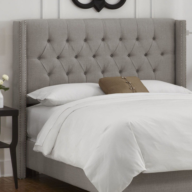 Excellent king upholstered headboard skyline furniture tufted upholstered headboard | wayfair.com $481.80 + free  shipping wmzvjby
