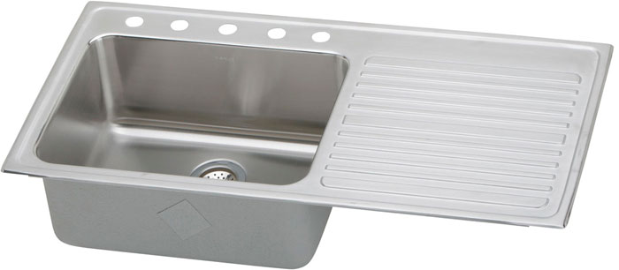 Excellent kitchen sink with drainboard image of: kitchen sinks with drainboard nice images iyclpli