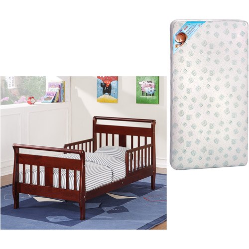 Excellent toddler bed with mattress baby relax toddler bed w/toddler mattress value bundle (your choice in  finish) ssnjuck