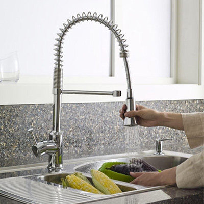 Fashionable kitchen sinks and faucets pull down faucets cffnnmf