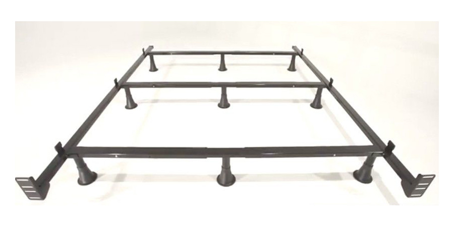 Fashionable metal king size bed frame king-bed-frame headboard ... udqbqwm