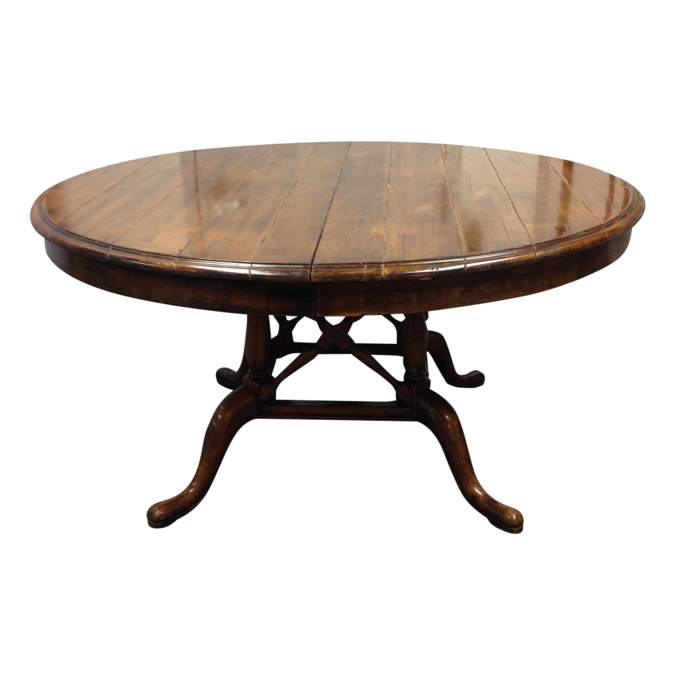 Fashionable round dining table with leaf 60 inch round dining table + leaf - design plus gallery gixrnly