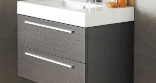 Great bathroom sink units with storage designer style silhouette basin and cabinet wall hung grey bathroom vanity storage exgrinu