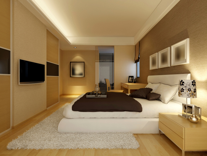Great bedroom furniture designs large light brown bedroom with white rug and bed, light wood furniture and dlgkzze