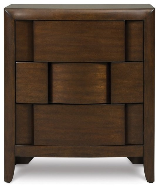 Great bedside table with drawers twilight 3 drawer nightstand modern-nightstands-and-bedside-tables ollfdgz