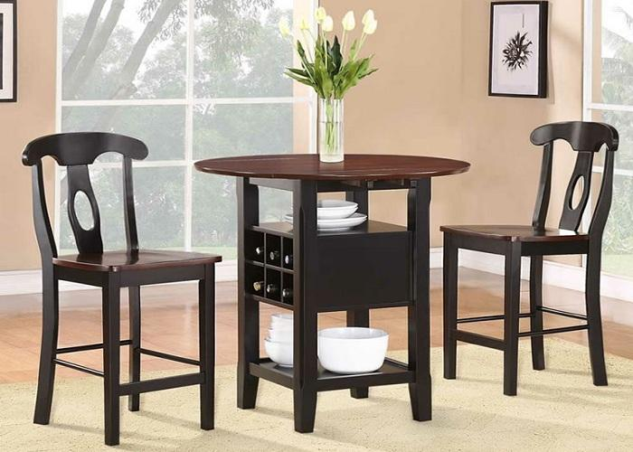 Great small dining room table sets small dining room sets for your tight and small dining room zkyauli