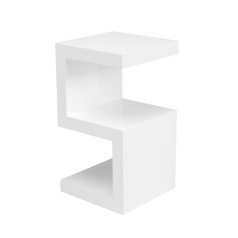 Great small white bedside table ... modern small bedside table option u2013 univind com ... rubjafw