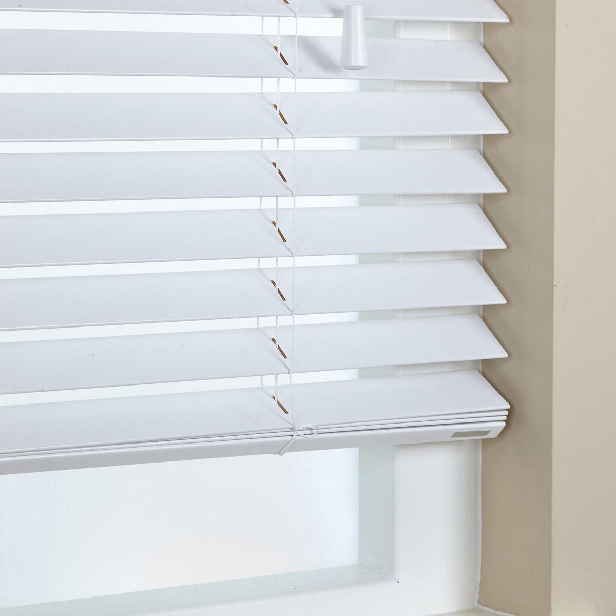 Great use white wooden venetian blinds for perfect style wljtubs