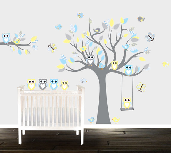 Great wall stickers for nursery like this item? lwvisvy