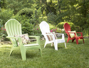 Great white plastic adirondack chairs resin outdoor furniture dseoxer