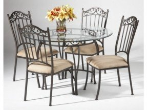 Home Decor wrought iron dining table black wrought iron table and chair sets | 48 upnmqsu